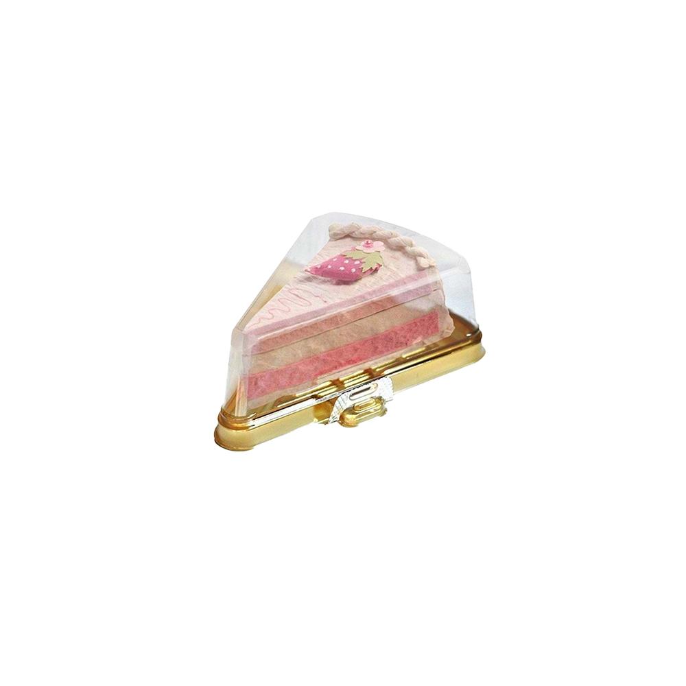 Üçgen Dilim Pasta Kabı - 3